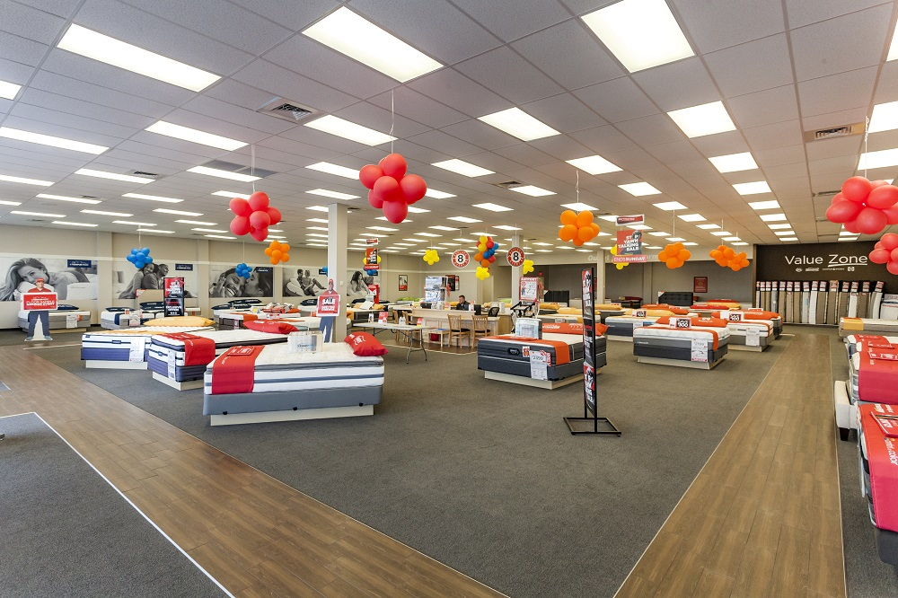 Contracting Project Mattress Firm